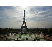 Paris 1 Photographic Print