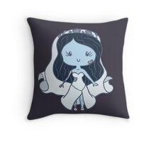 Emily - Lil' Cutie Throw Pillow