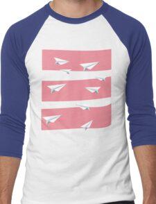 flying Men's Baseball ¾ T-Shirt