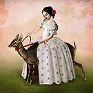 Ride at Dawn by Catrin Welz-Stein