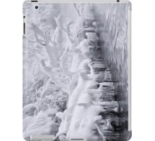Curtain of Ice iPad Case/Skin