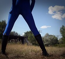 Blue Solitary Set II Pic 06 by mdkgraphics