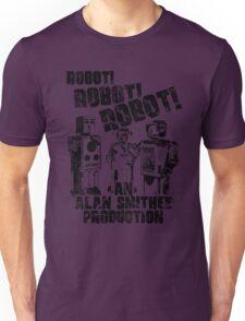 B Movie Robots. Unisex T-Shirt