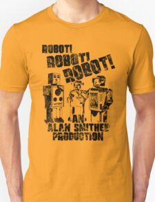 B Movie Robots. T-Shirt