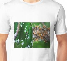 Mind Your Beeswax! Unisex T-Shirt