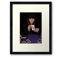 Fortune Teller #5 Framed Print
