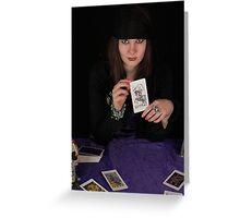 Fortune Teller #5 Greeting Card