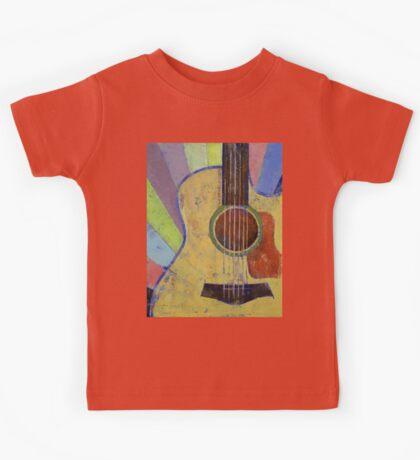 Sunrise Guitar Kids Tee