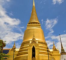 Inside The Grand Palace, Bangkok (Image 3) by Charuhas  Images