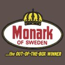 Monark Sweden  by BUB THE ZOMBIE
