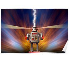 Angry Robot Poster