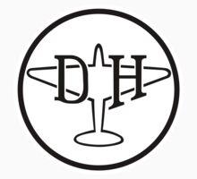 de Havilland Aircraft Company Logo Kids Clothes
