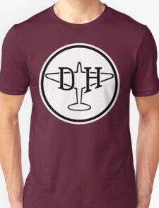 de Havilland Aircraft Company Logo T-Shirt