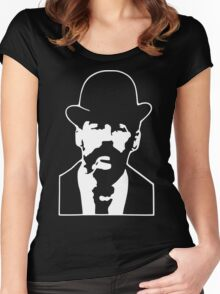 HH Holmes Women's Fitted Scoop T-Shirt