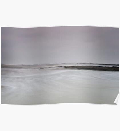North Sea Poster