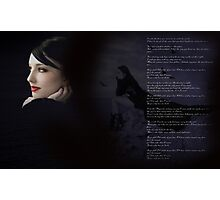 The misery Photographic Print