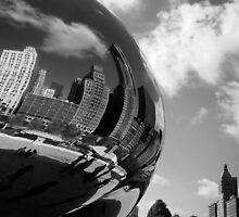 Bending Chicago Steel by Kelly Chiara