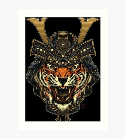 wild samurai chapter two Art Print