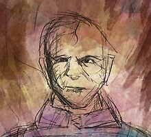 Abstract Stannis Baratheon  by XanthelinHS