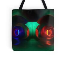 Multicoloured passages - Levity III  Tote Bag