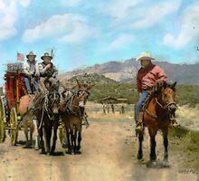 Mule Skinners by Rhonda Strickland