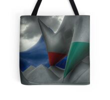 Levity III - external view Tote Bag