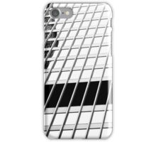 urban abstract lines 4 iPhone Case/Skin