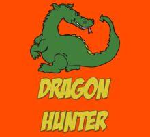 Dragon Hunter Tee Shirt Kids Clothes