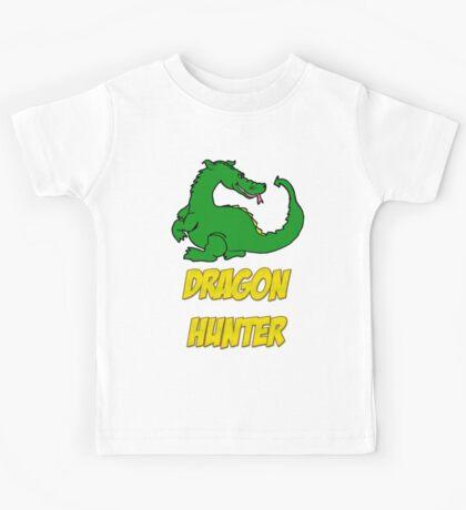 Dragon Hunter Tee Shirt Kids Tee