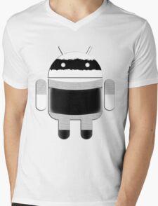 Priss DROID Mens V-Neck T-Shirt