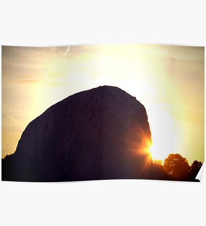 Avebury sunset Poster