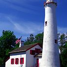Sturgeon Point Lighthouse by BobJohnson