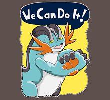 Mega Swampert - We Can Do It!  Unisex T-Shirt