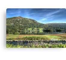 Rydal Waters Canvas Print