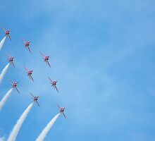 red arrows by Smokintyres