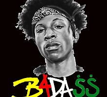 Joey Bada$$ by daniel samantha
