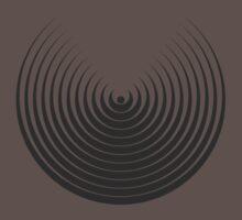 Spiky Circle Pattern - Half by joshdbb