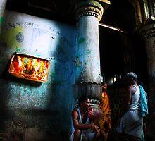 Gate Keepers by Aurobindo Saha