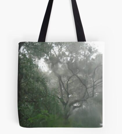 THROUGH TEARS OR RAIN, IT'S ALL THE SAME Tote Bag