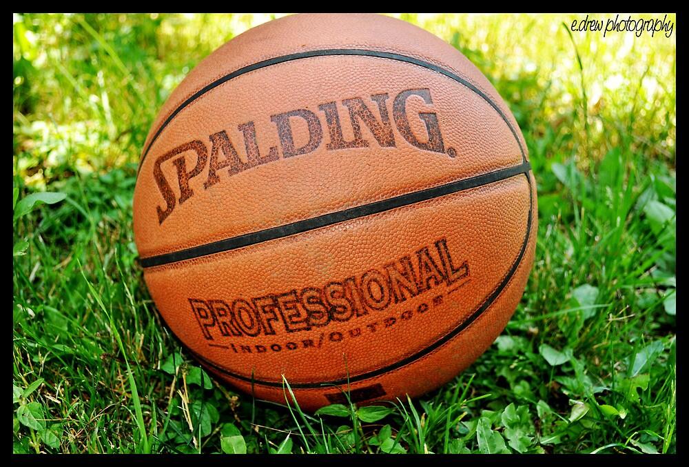 Basketball by Emily Drew