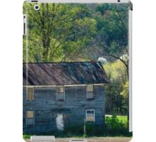 Abandoned For Generations iPad Case/Skin