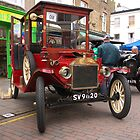 Model T Ford by Skinbops