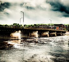 Auburn Bridge by RKimages