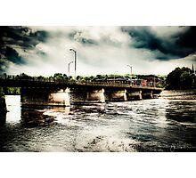 Auburn Bridge Photographic Print
