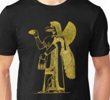 Anunnaki in Bronze Unisex T-Shirt