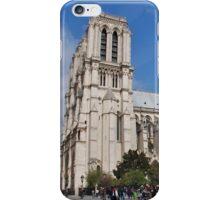 Notre Dame, Paris iPhone Case/Skin