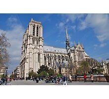 Notre Dame, Paris Photographic Print