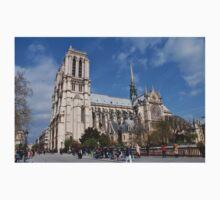 Notre Dame, Paris One Piece - Long Sleeve