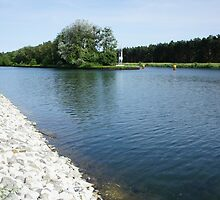Oder-Havel Canal by orko