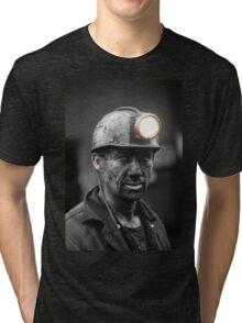 Hard Day Down The Mine Tri-blend T-Shirt